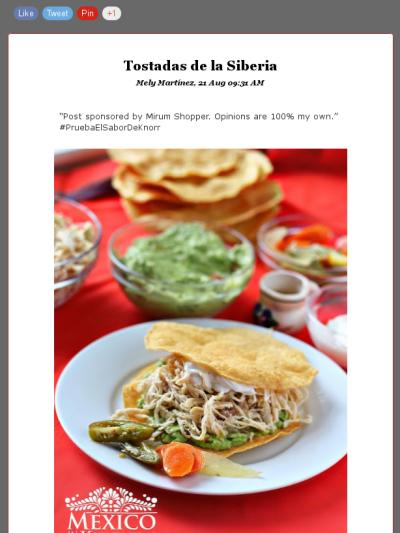 Rss feed for httpfeedsfeedburnermexicoinmykitchen food forumfinder Choice Image