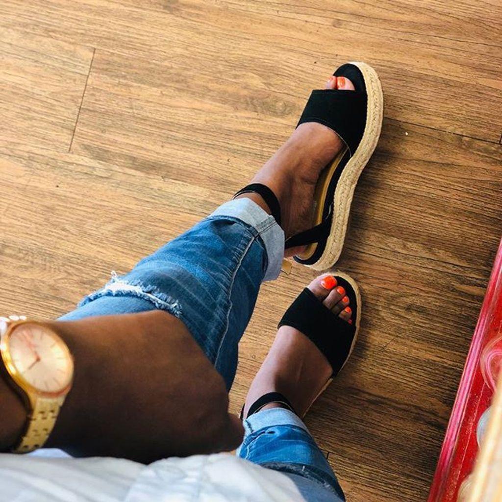 dfc31a5bfcf Steve Madden Gabi Espadrille Platform Sandal Women's Shoes | DSW ...
