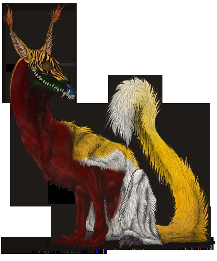 Amitola by Riixon on DeviantArt | Wildlife of Egundi