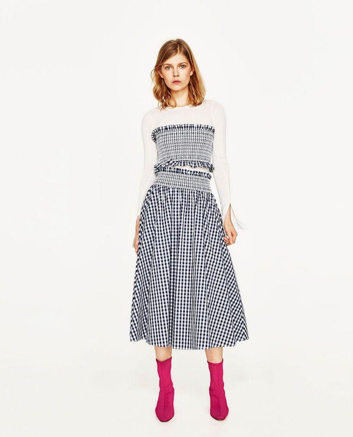 f233301eef92 Gingham! New ways to wear summer s  1 print