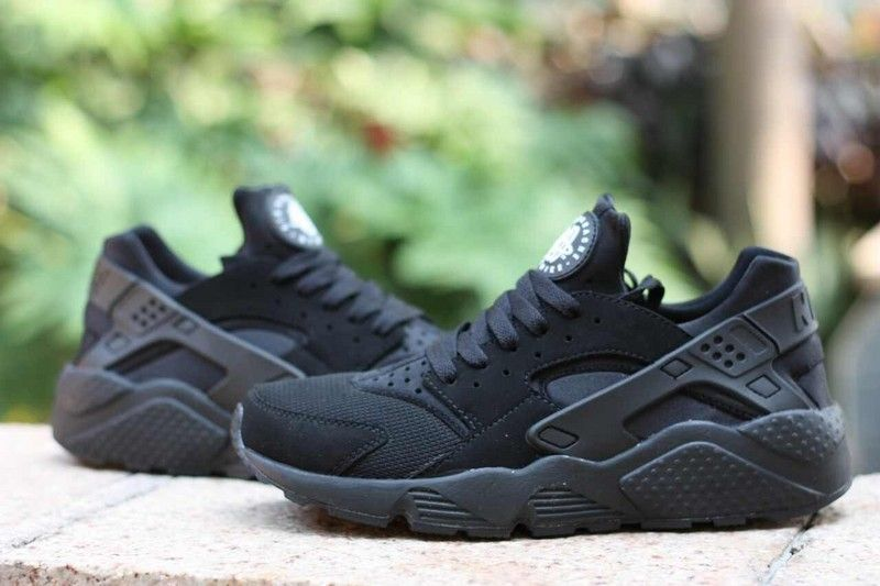 hurricane nike shoes all black 837945