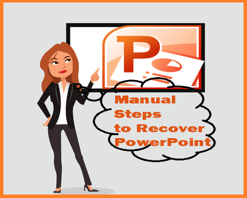 9 Important Manual Techniques to Repair the Corrupted MS