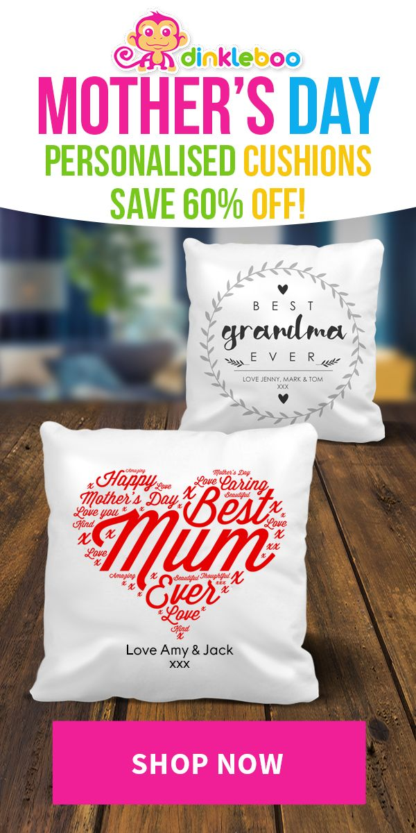 Our cosy cushions are perfect for every Mum and Gran this Mother\'s ...
