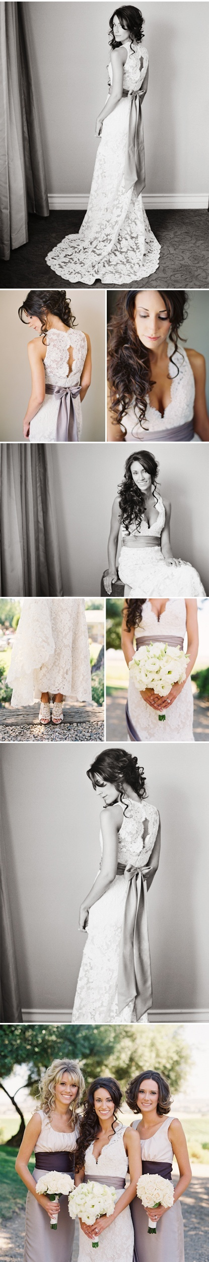 Low cut wedding dresses  A little low cut but other than that gorgeous  weddings