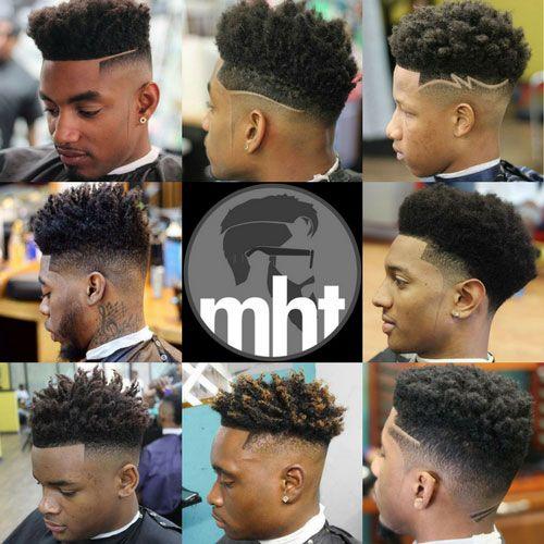 high top fade haircuts