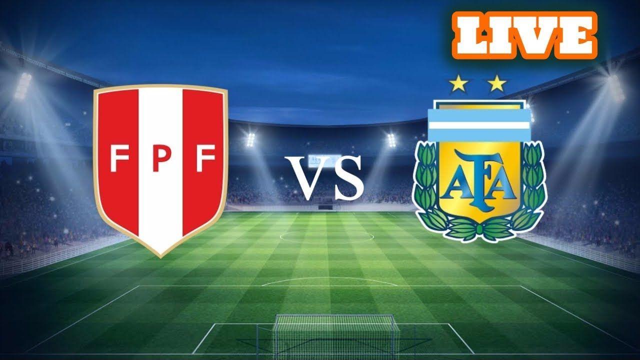 Peru VS Argentina Live Stream Octubre 5, 2017 En vivo