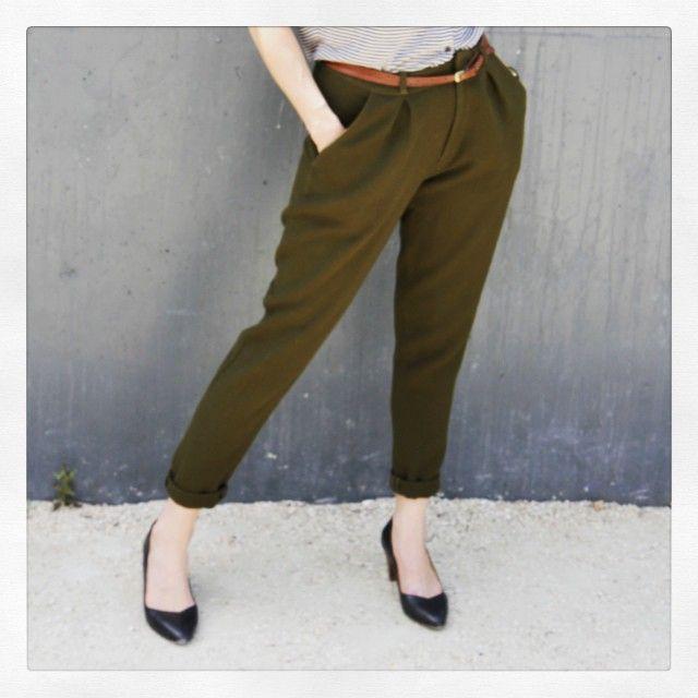 Guise Pants PDF | Papercut Patterns