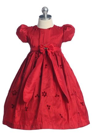 little girl dress | ... of style and complements the features of ...