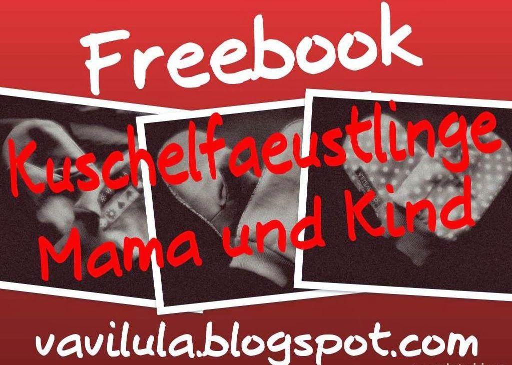 Chipherzchen-freebook Anleitung Fäustlinge Schnittmuster Fäustlinge ...