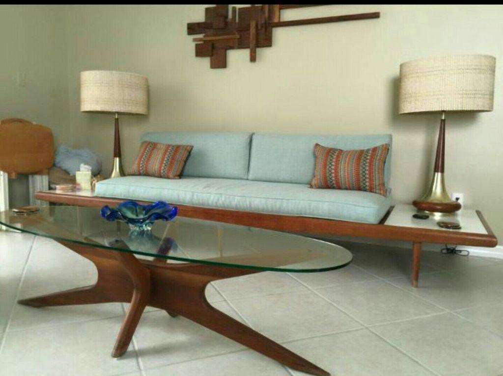 43 Cozy Mid Century Living Room Furniture Design Ideas images