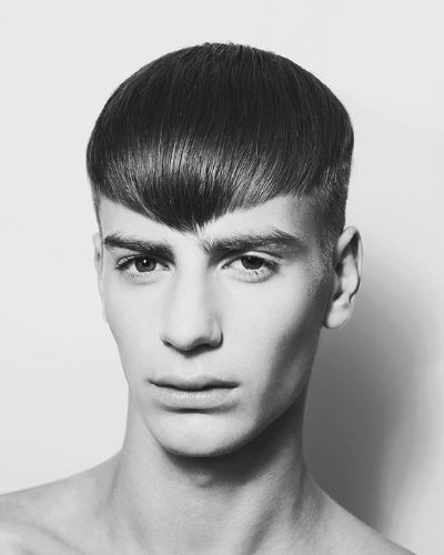 30 Fringe Hairstyles for Men to Stay on the Edge | MenHairstylist.com