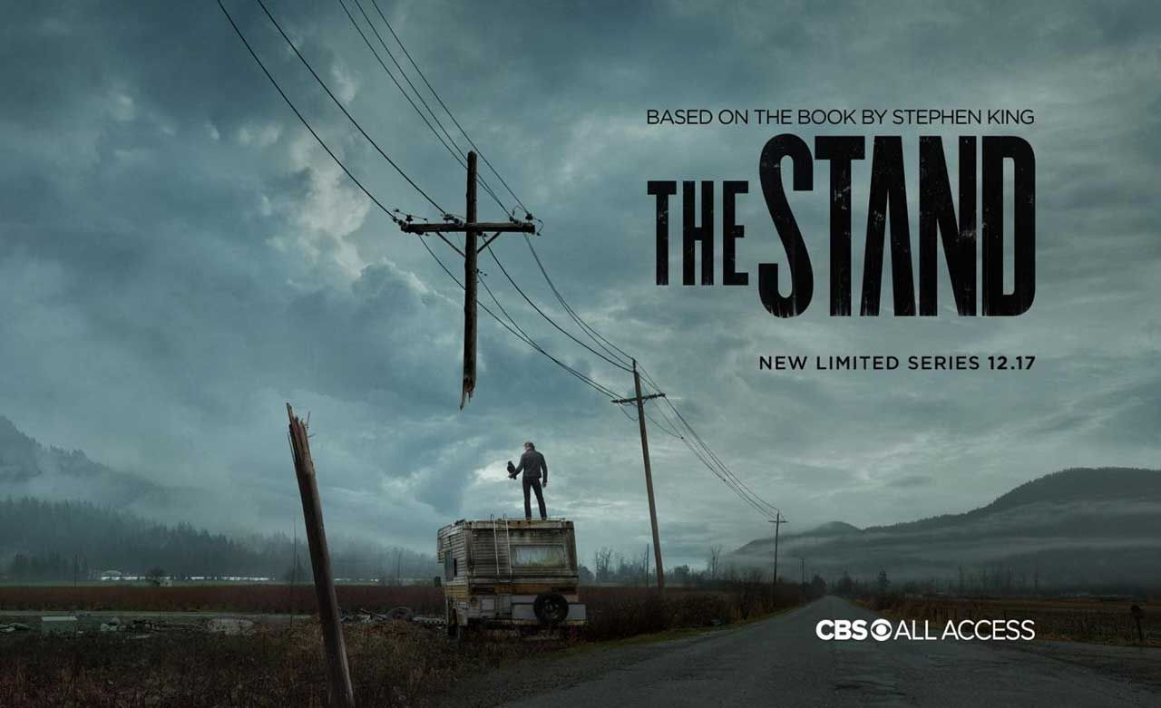 Trailer The Stand Tv Serie The World Is Now A Blank Page Make Your Stand Stephen King Alexander Skarsgard Film