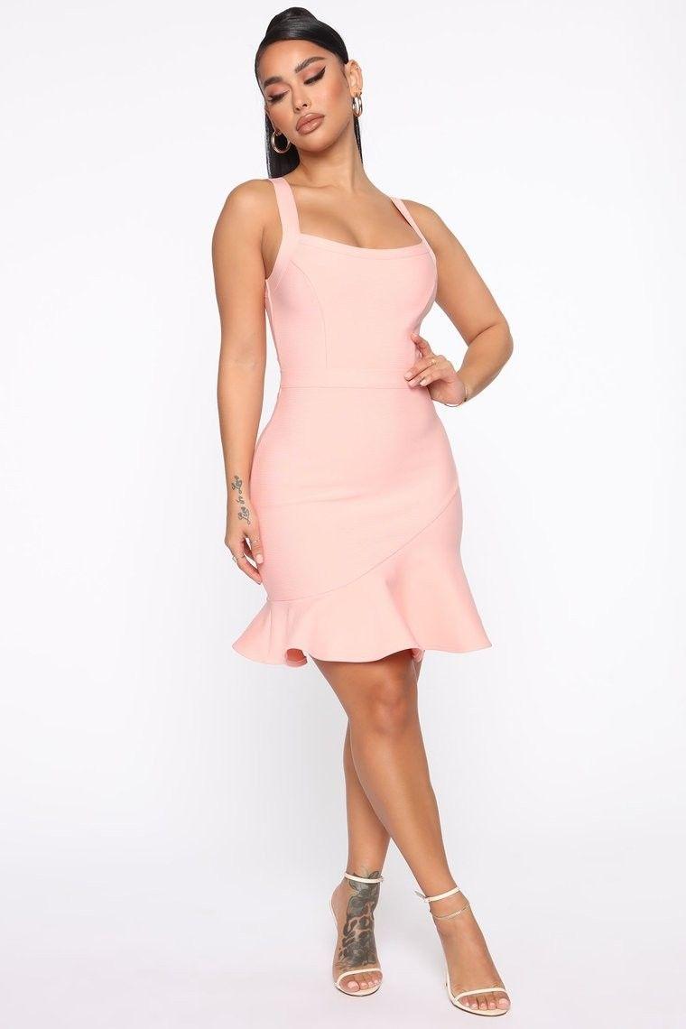 Pin by Ruben Ortega on Moda in 2020 Pink mini dresses