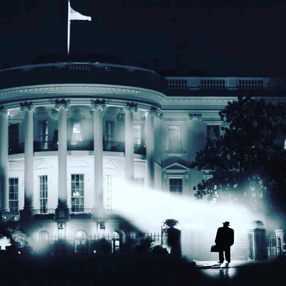 The Exorcist Visits The White House House Styles The Exorcist Photo
