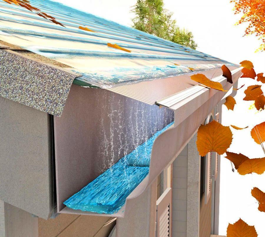 Gutter Guard Micro Mesh Prevents Debris From Entering Your Gutters Gutter Guard Gutters Cleaning Gutters