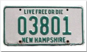 NH Live Free Or Die 03801