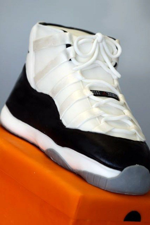 A detailed step by step process on How to Make a Air Jordan 11