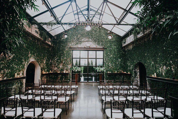 Wedding Event Styling On Instagram One Of The Most Beautiful Places To Say I Do With Images Industrial Wedding Venues Chicago Wedding Venues Winter Wedding Venues