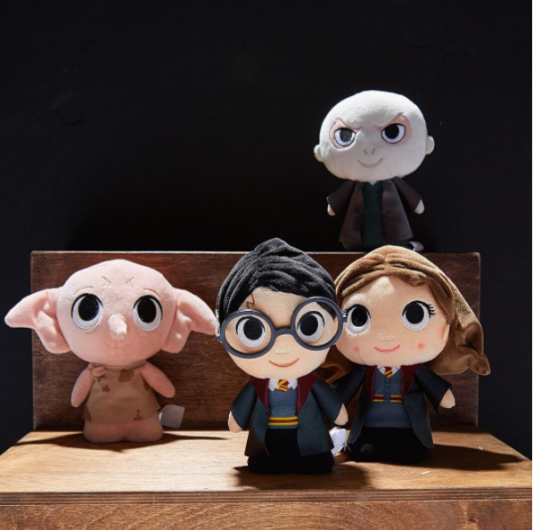 0a29d0ed044 Plush perfection    Funko Harry Potter Plush Collectables