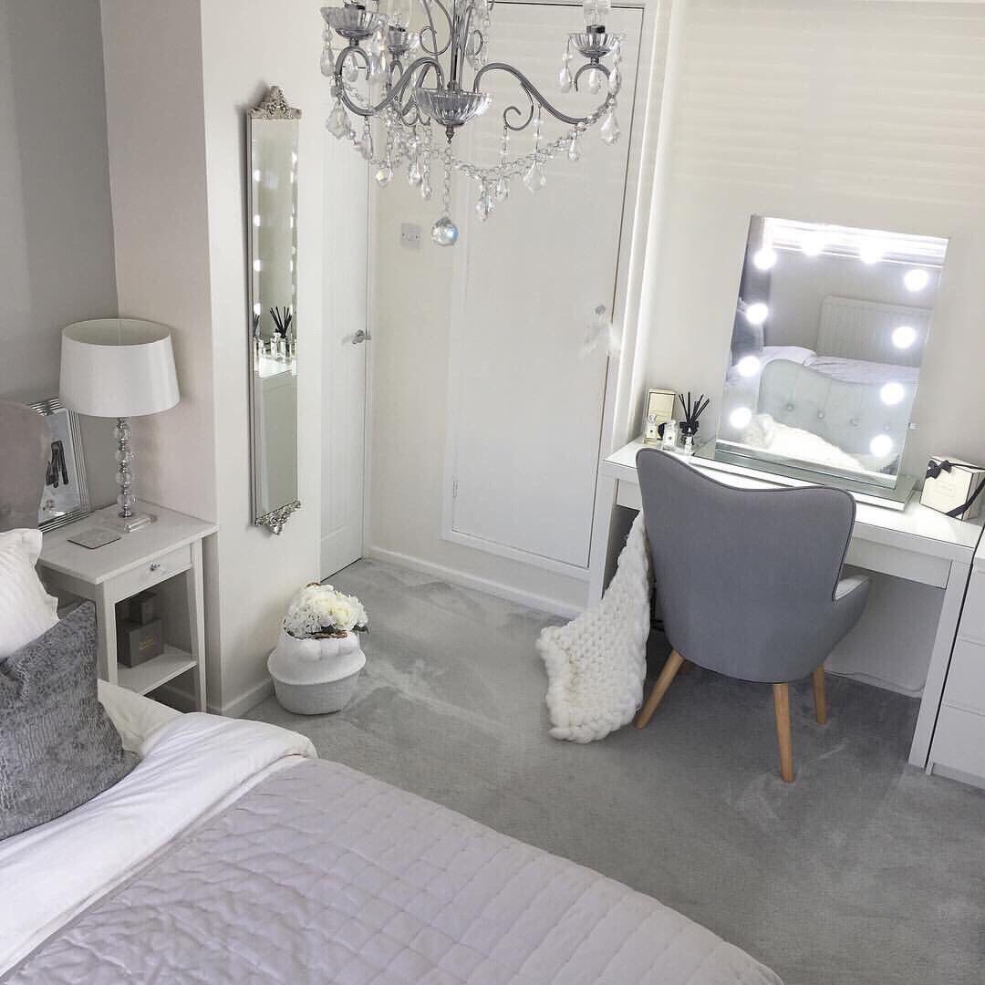 Hollywood Makeup Dressing Room Mirror With Dimmable Led Lamps K92led Dressing Room Mirror Mirror Wall Bedroom Lights Around Mirror