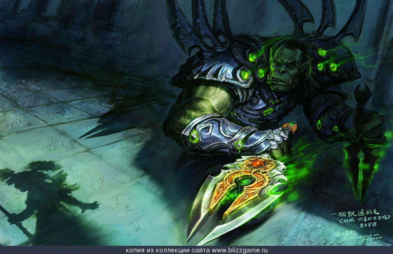 Orc Rogue Love It World Of Warcraft Warcraft World Of Warcraft Wallpaper