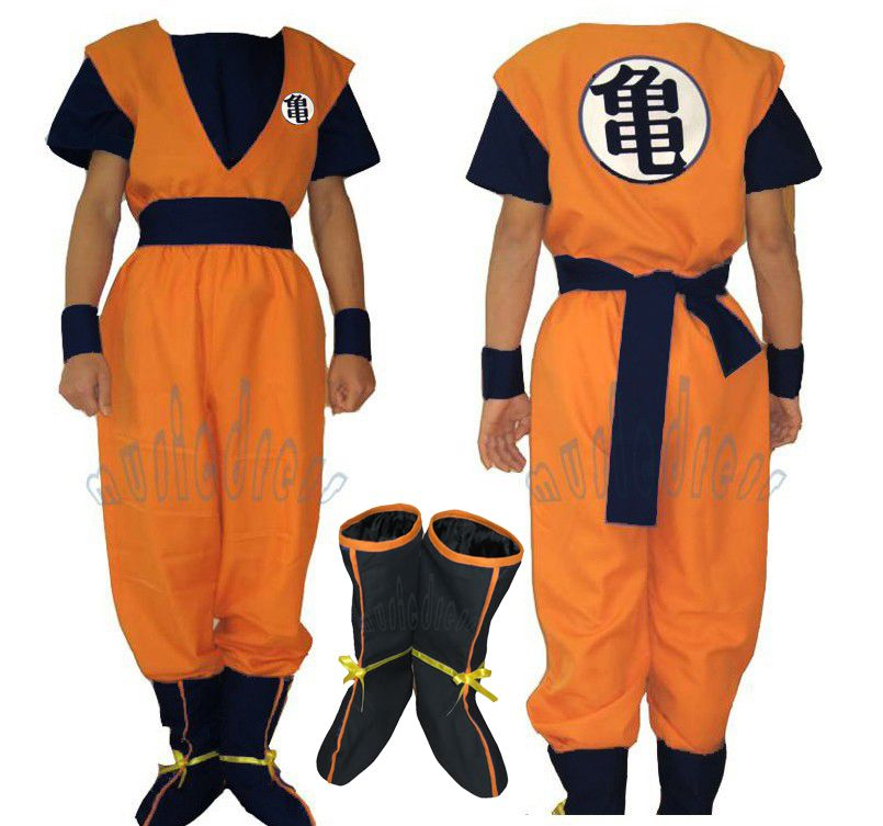 dragonball z costumes images | Dragon Ball Z Goku Costume