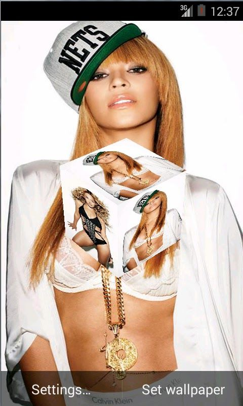 Beyonce 3d Live Wallpaper For Android Mobile Phone Android Wallpaper Live Wallpapers Beyonce