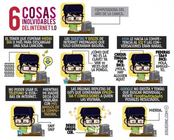 Revisa nuestro artículo 6 principios básicos del Internet ... Seorimícuaro en TecnoGEEK