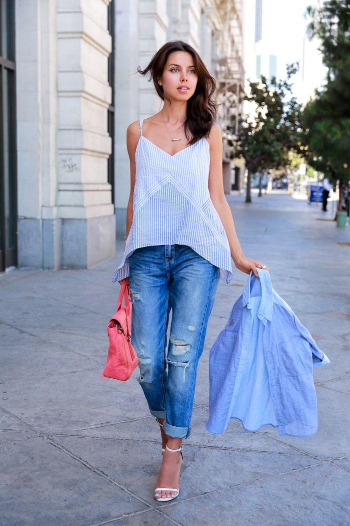 Viva Luxury / SUMMER BLUES //  #Fashion, #FashionBlog, #FashionBlogger, #Ootd, #OutfitOfTheDay, #Style