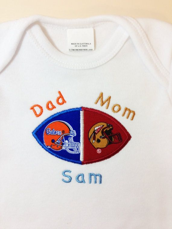 Your Place To Buy And Sell All Things Handmade House Divided Football Baby Fsu Shirts