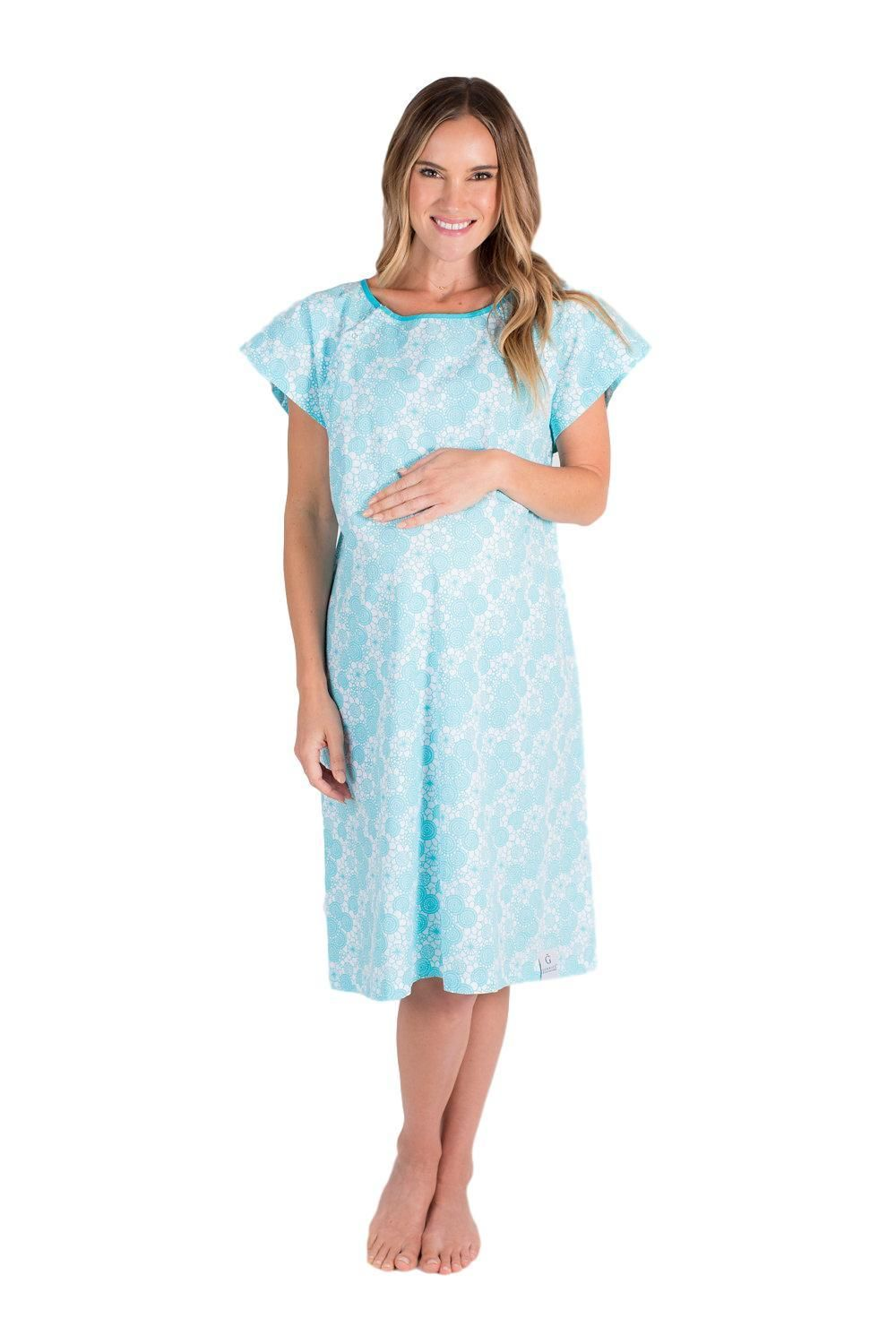 Celeste Gownie Maternity Delivery Labor Hospital Birthing Gown ...
