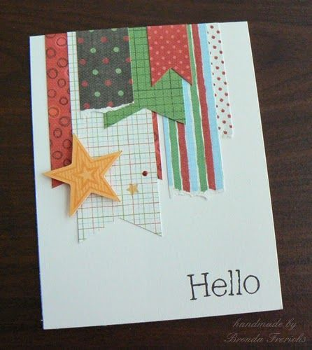 Crafting with Joanie: Forty Simple Welcome Cards for Preschool Students