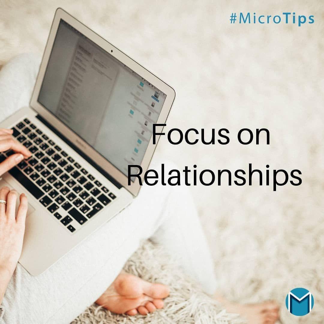 Bring value, inspire and build relationships. Socialmedia