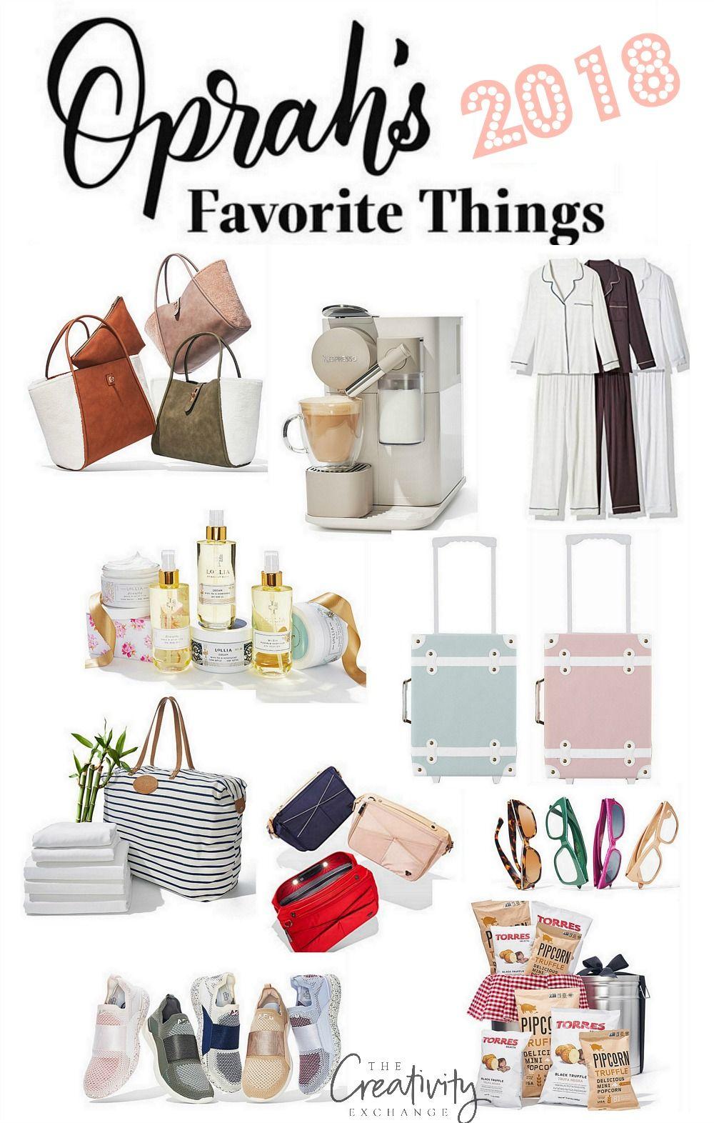 9adfd40d478 Oprah s Favorite Things 2018 on Amazon