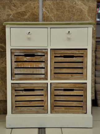 2 Cekmeceli Beyaz Eskitme Mutfak Dolabi Home Decor Decor Furniture