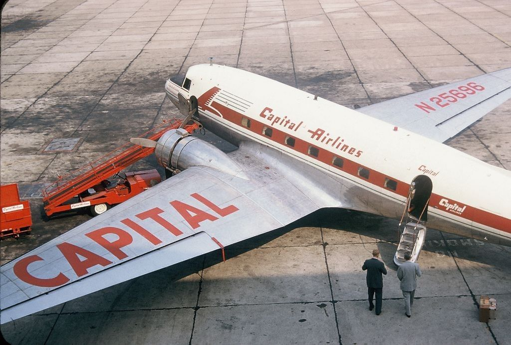 Pin by john w on on silver wings vintage airlines