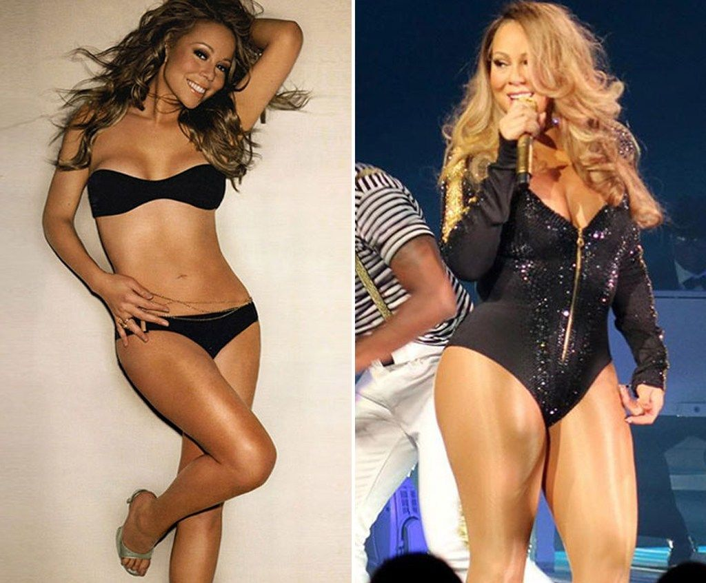 30 Celebrities Who Gained Weight And Changed Drastically Celebrities Overweight Fashion Overweight