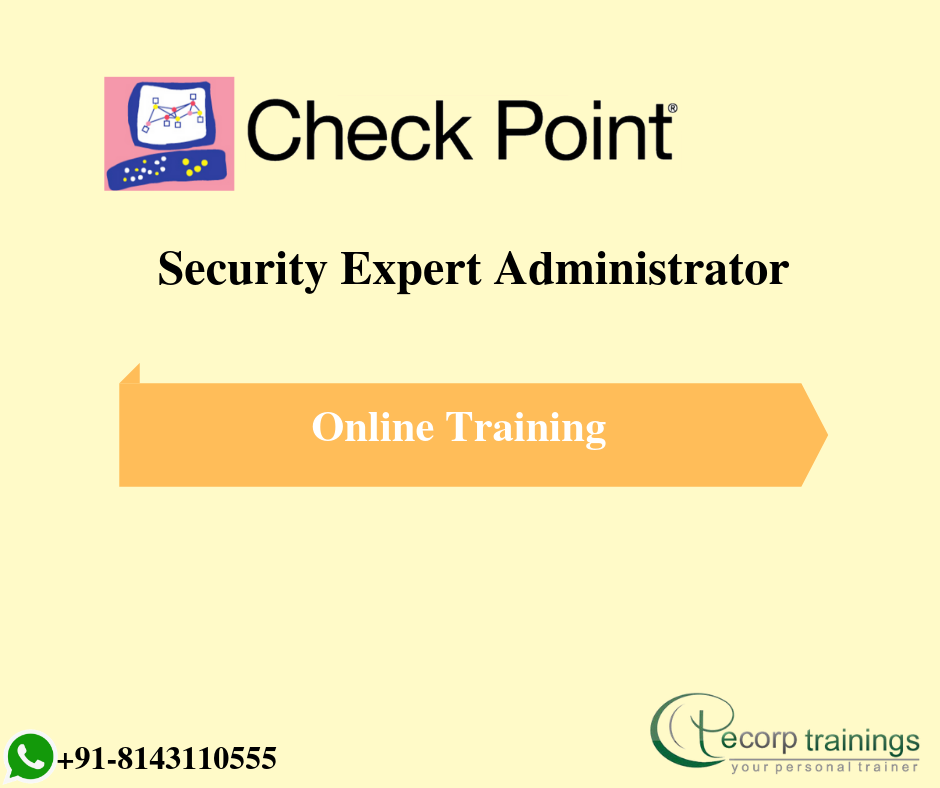 Checkpoint Security Expert Administrator Online Training