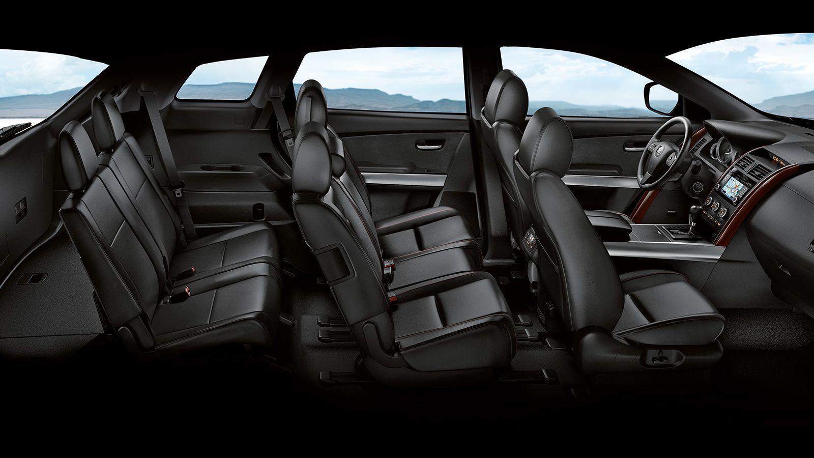 2017 Mazda Cx 9 Interior