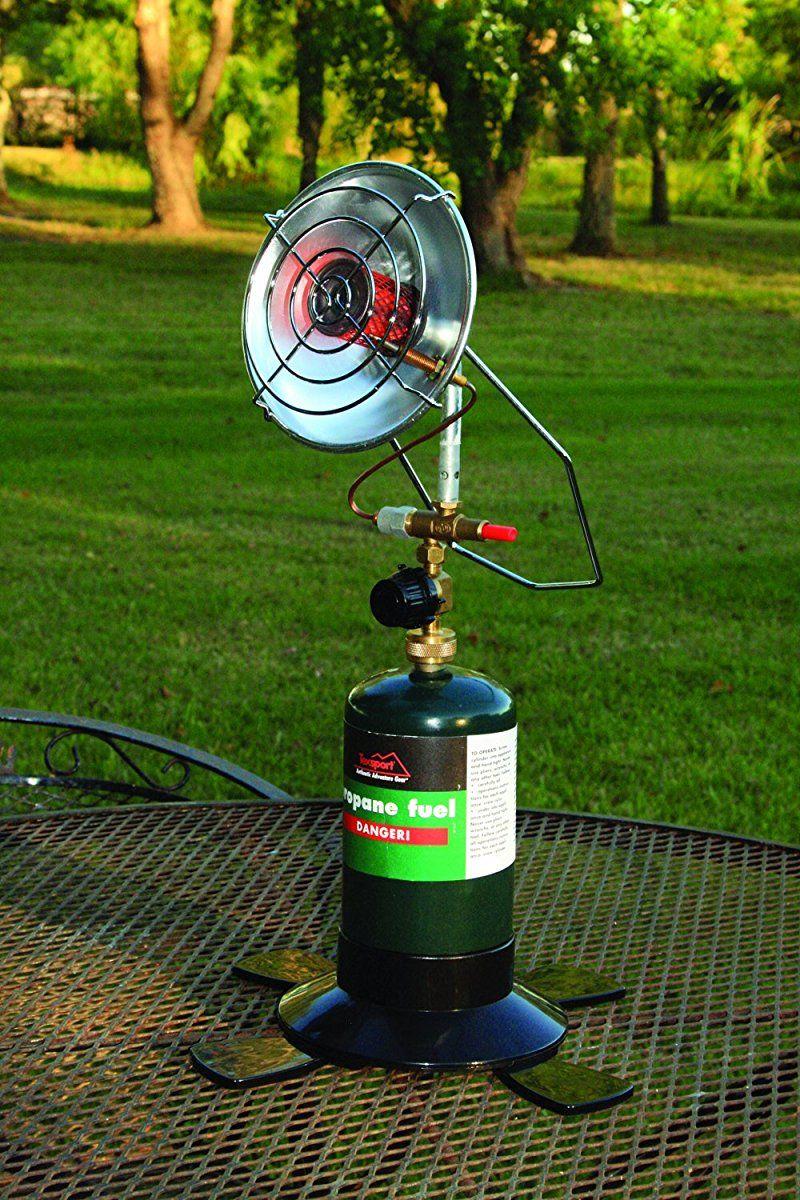 Texsport Portable Outdoor Propane Heater Outdoor Propane Heater