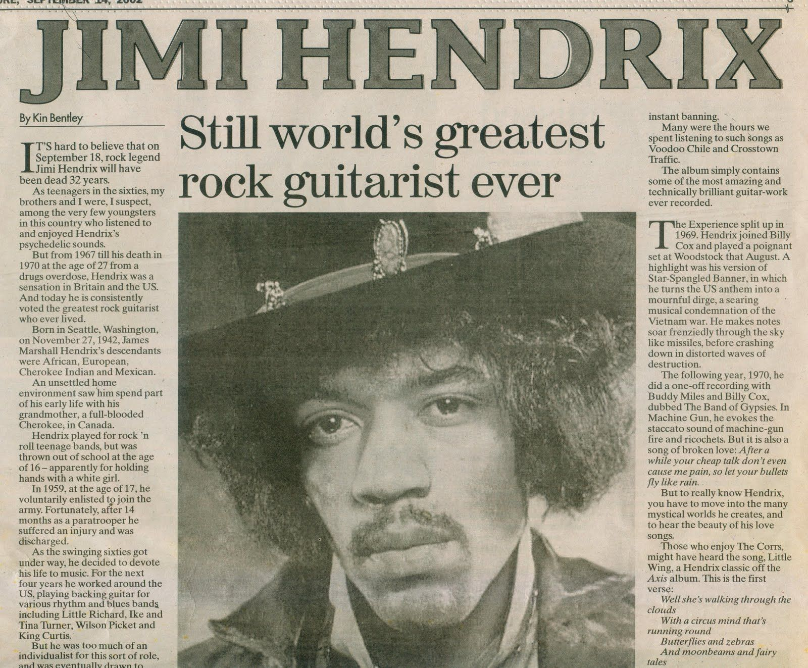an overview of the rock legend james marshall jimi hendrix Get biography information about james newton howard on  to other rock legends such as jimi hendrix,  as re-teaming with garry marshall and julia.