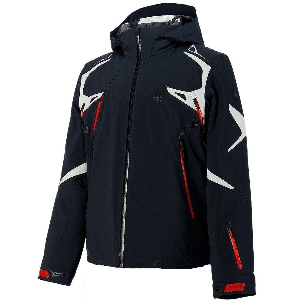 Spyder Pinnacle Insulated Ski Jacket (Men's) Peter Glenn
