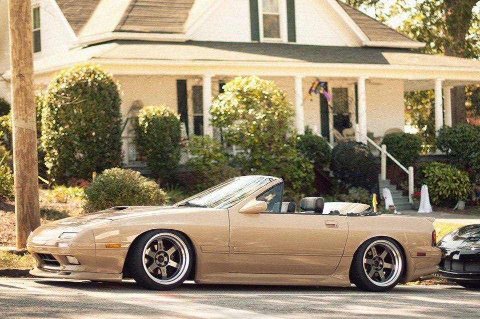 mazda rx7 Roadster