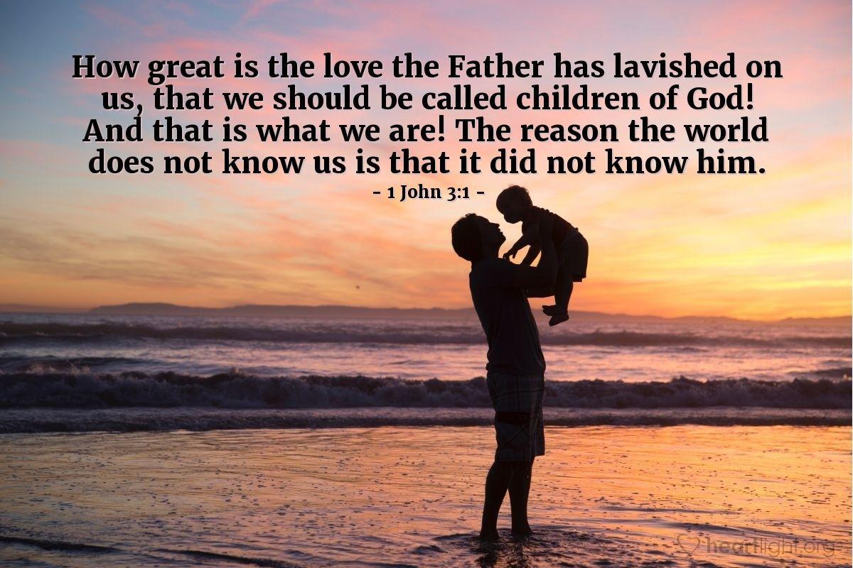 Today's Verse 1 John 31 in 2020 1 john, Todays verse