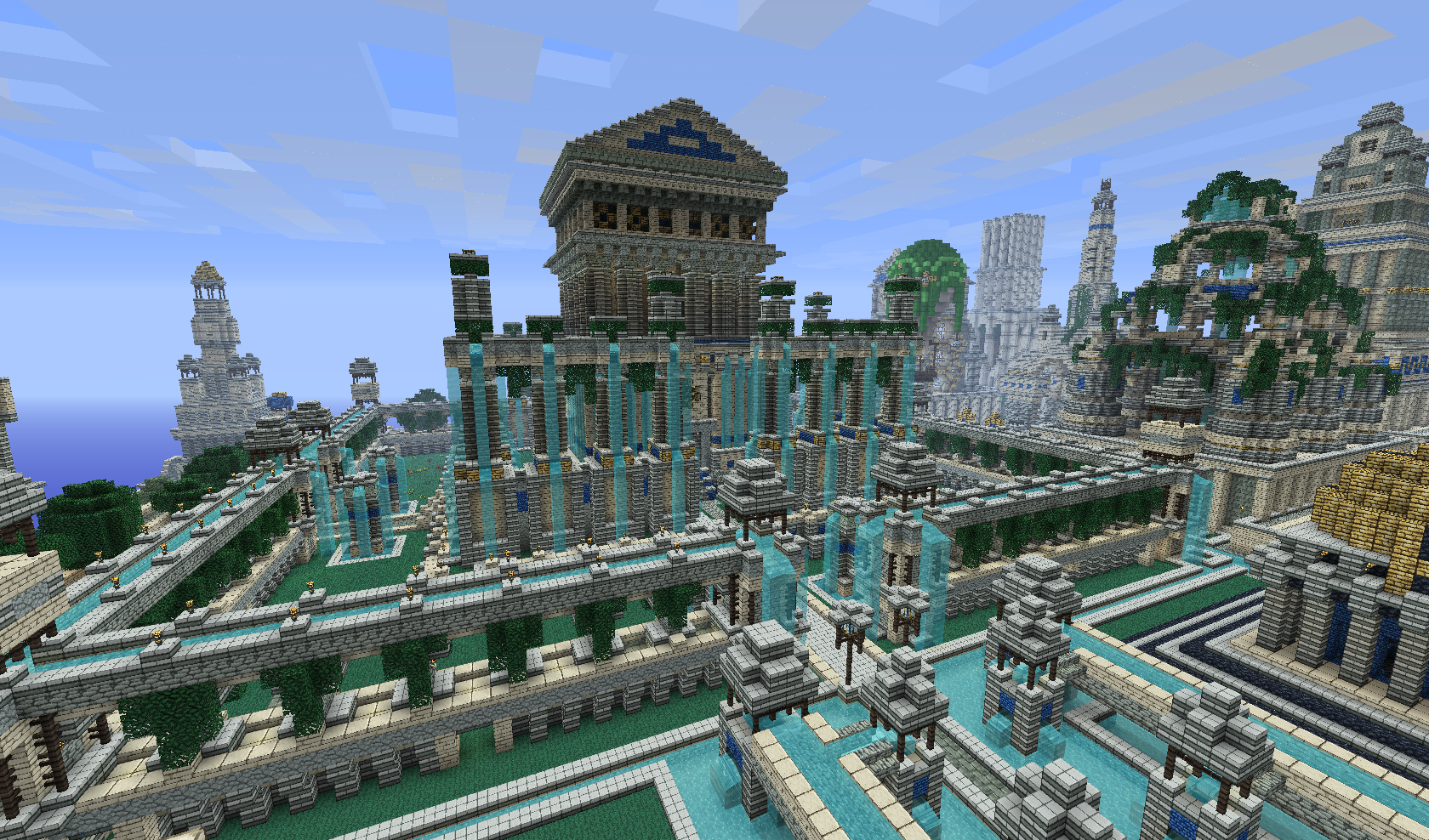 Ancient Metropolis Open Collaborative Server
