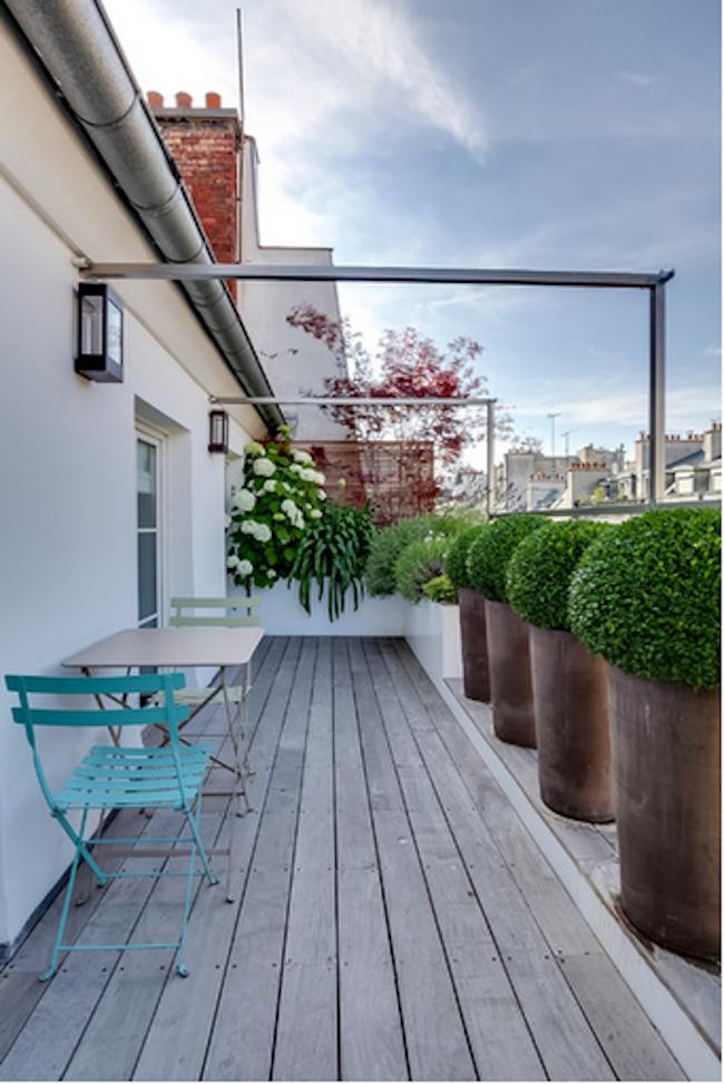Balcon Vegetal Intimite De Balcon Plante Balcon Conception De