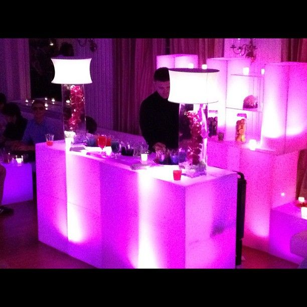 Fabulous Foods Sweet 16 Party