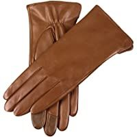 WARMEN Women Touchscreen Texting Nappa Leather Glove Winter Warm Plain Cashmere & Wool Blend Lined Gloves          Disclaimer: I am an Amazon associate and I will have a commission if you buy this product from the amazon website without any additional cost on you. #ad #affiliate #gloves #mittens