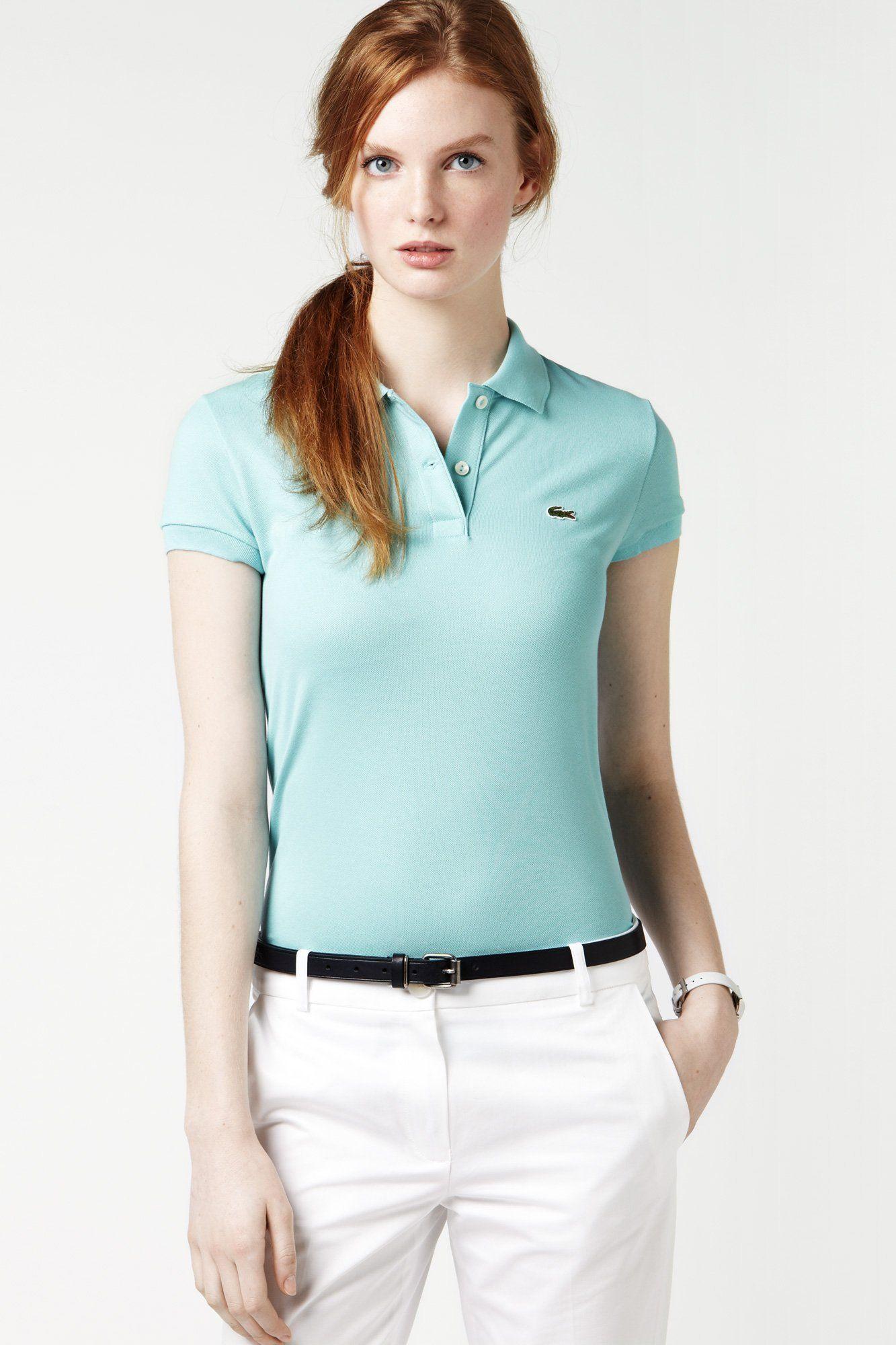 fee652adaeeae Polos Camiseta Lacoste, Pantalón Dama, Pantalones Blancos, Camisas, Blusas,  Vestimentas,