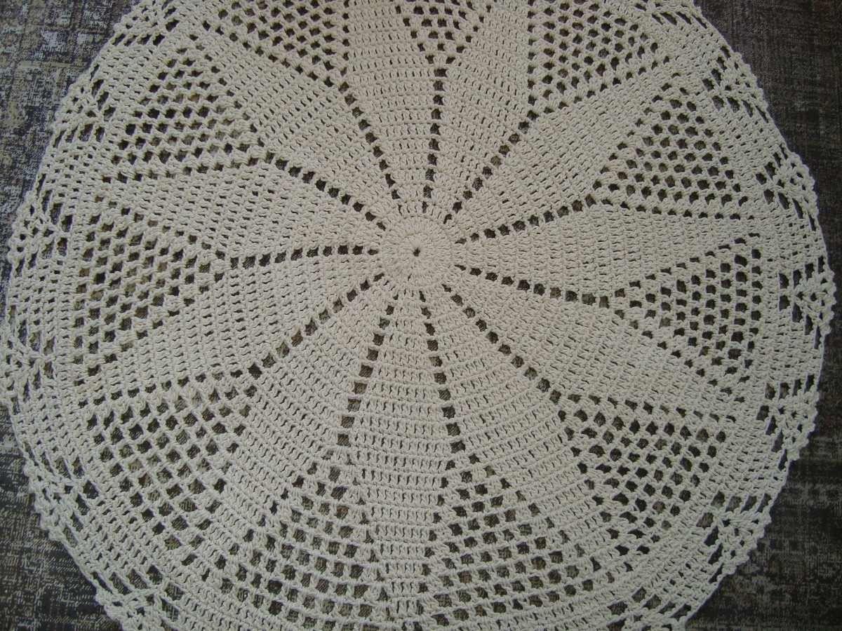 Receita Tapete Redondo De Croche Pesquisa Google Projects To Try  -> Tapete De Croche Redondo Passo A Passo